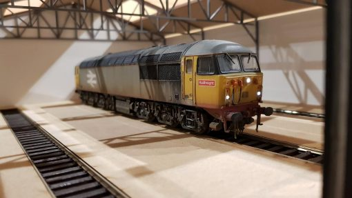 Laser Cut OO Gauge Diesel Depot 3 Road Kit - RLL6203RS