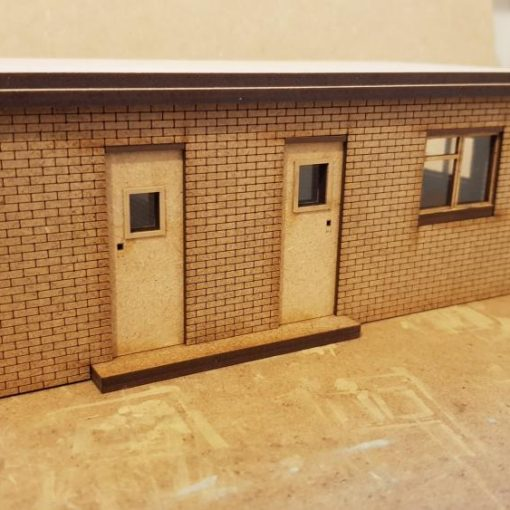 Toton Fuel Line Store & Maintenance Office O Gauge Laser Kit