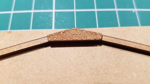 OO Gauge Wagon Repair Shed