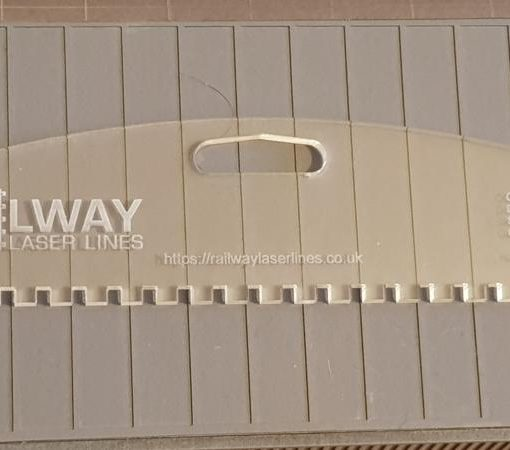 OO Gauge Handy Sleeper Spacer Tool - Railway Laser Lines