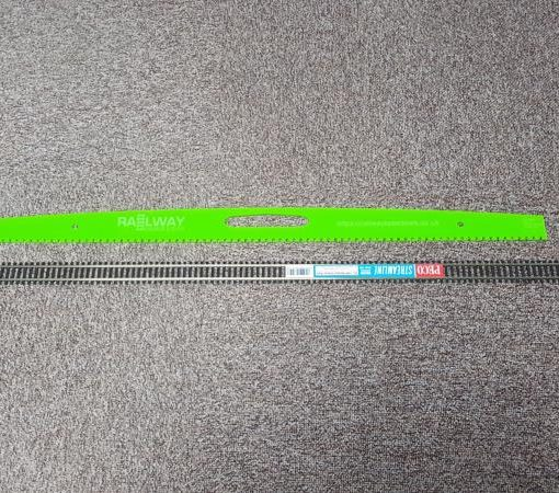 OO Gauge 700mm Flexi Sleeper Spacer Tool - Railway Laser Lines