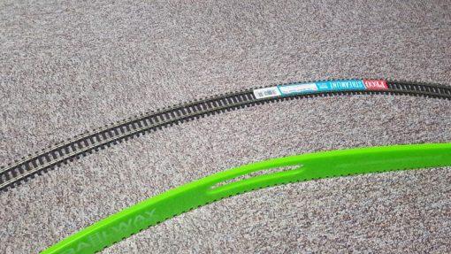 OO Gauge 700mm Flexi Sleeper Spacer Tool - Railway Laser Lines