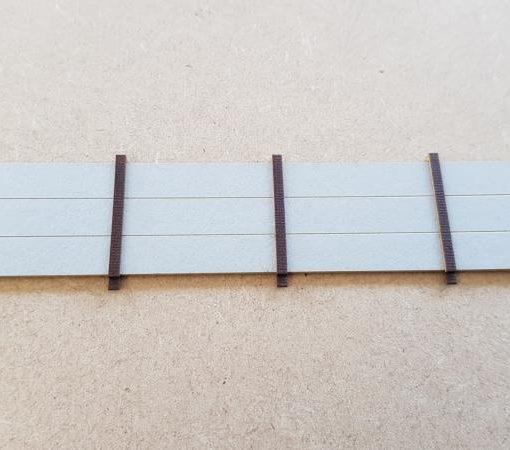 OO Gauge Concrete Pane Pack - Railway Laser Lines