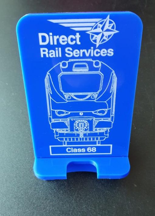 DRS Class 68 Mobile Phone Holder