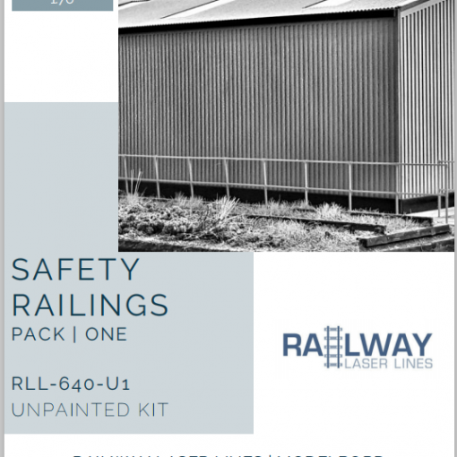 RLL640U1-Safety-Railings-Pack1-Unpainted-Railway-Laser-Lines