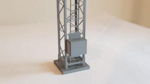 OO-gauge-marshalling-yard-tower-light-2-railwaylaselines.co.uk
